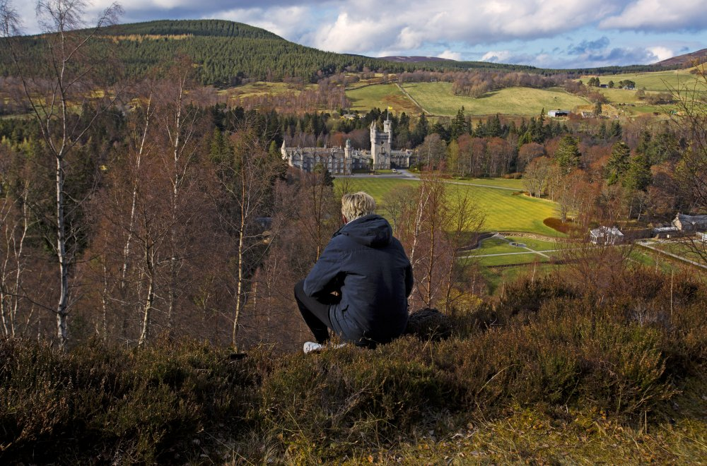 Balmoral Castle nearby Hill View