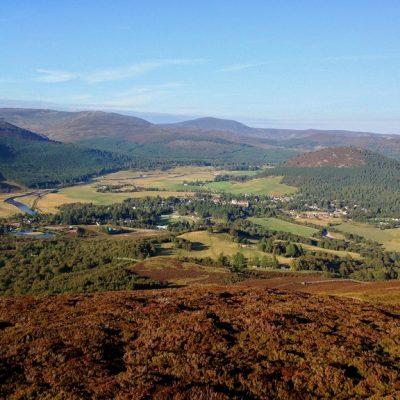 Braemar view
